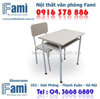 Bộ bàn học sinh F-BHS-01S F-GHS-02S - Nội thất văn phòng