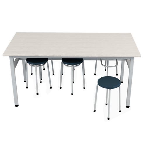 Bộ bàn ăn công nghiệp BA1809