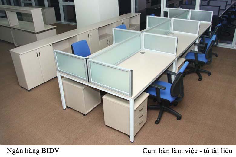 Công Trình Ngân Hàng BIDV