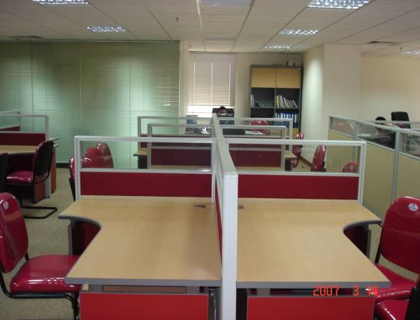 Khu làm việc Techcombank