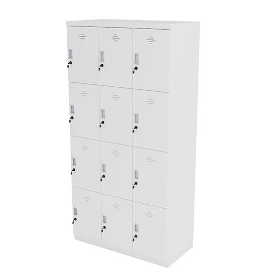 Tủ locker sắt 12 ngăn LS12